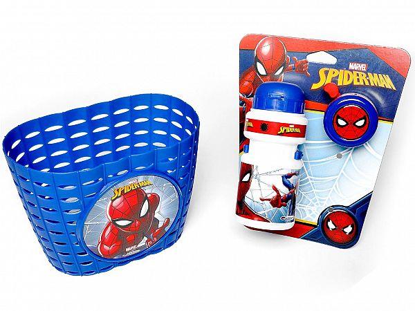 Stamp Børnecykelpakke, Spiderman