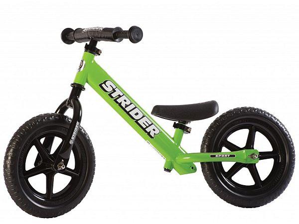 "Strider Sport 12"" Løbecykel, Green"