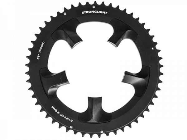 Stronglight Road 10-Speed Klinge, 53T