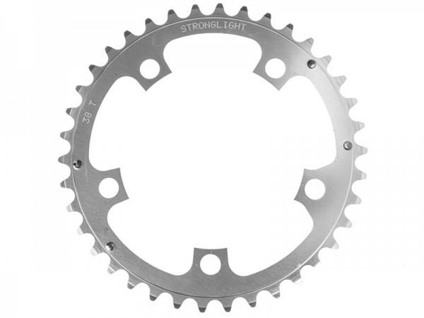 Stronglight Road 9/10-Speed Klinge, 38T