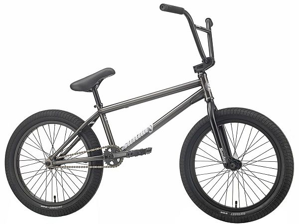 "Sunday EX 21"" - Freestyle BMX - Chris Childs Matt Trans Black"