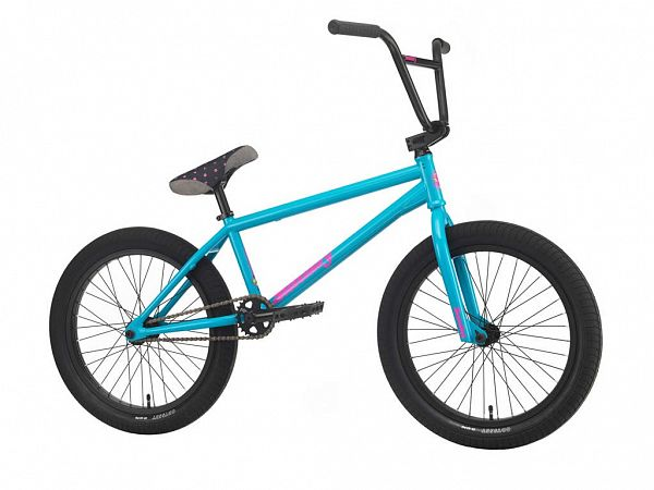 "Sunday Forecaster 20.5"" - Freestyle BMX - Aaron Ross Ocean Blue"