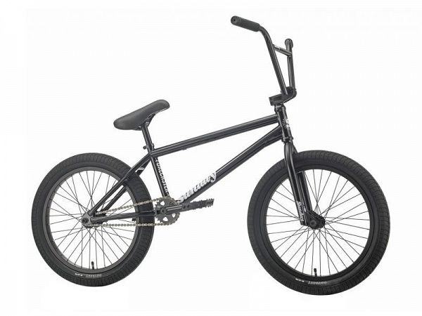 "Sunday Forecaster 21"" - Freestyle BMX - Glossy Black"
