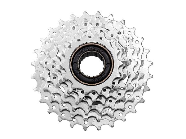 SunRace 6-Speed Skruekrans, 14-28T