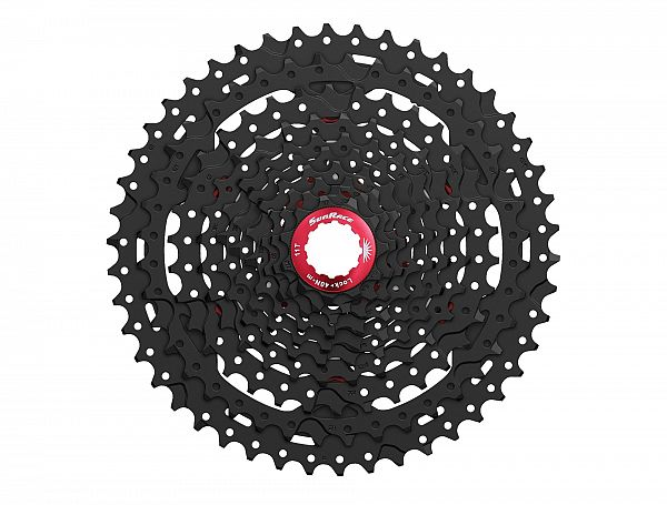 SunRace MTB Black 10-Speed Kassette