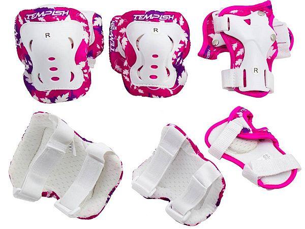 Tempish FID Beskyttelsessæt, Pink