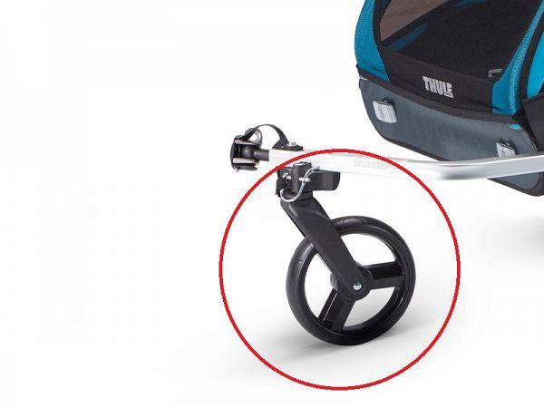 "Thule Coaster XT 8"" Forhjul"