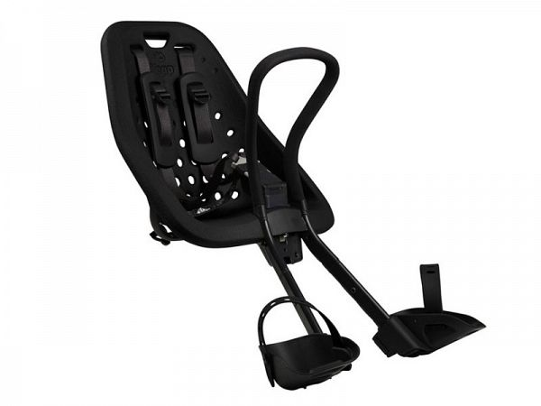 Thule Yepp Mini Frontmonteret Barnestol, Black