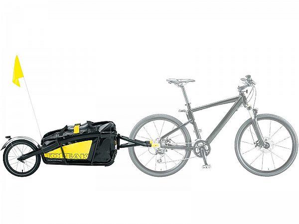 Topeak Journey Alu Drybag Cykelanhænger