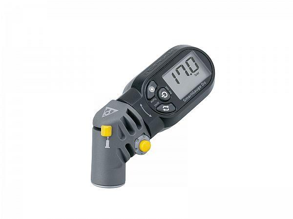Topeak SmartGauge D2 Digital Dæktryksmåler, 250 PSI