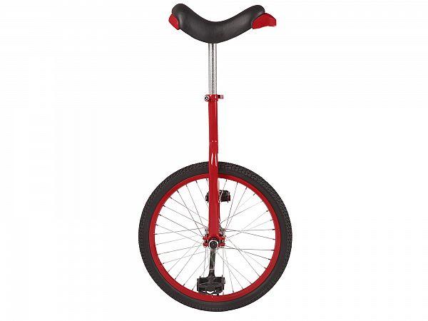 "Unicykel 20"" Red - Ethjulet Cykel - 2020"