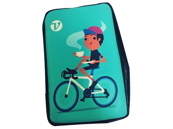 VeloPac RidePac Mini, Teal