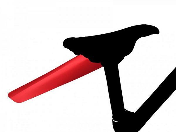Velox Universal rød Foldeskærm / Ass Savers