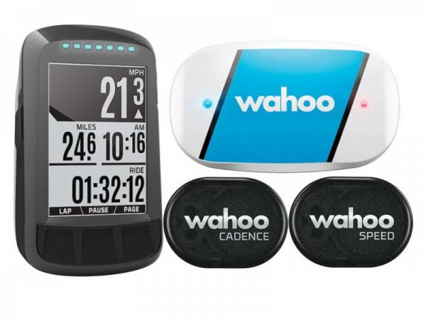 Wahoo Elemnt Bolt Bundle GPS Cykelcomputer