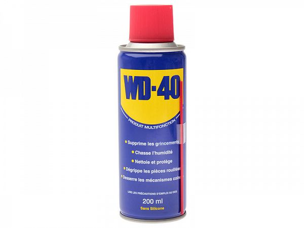 WD40 Multispray, 200ml
