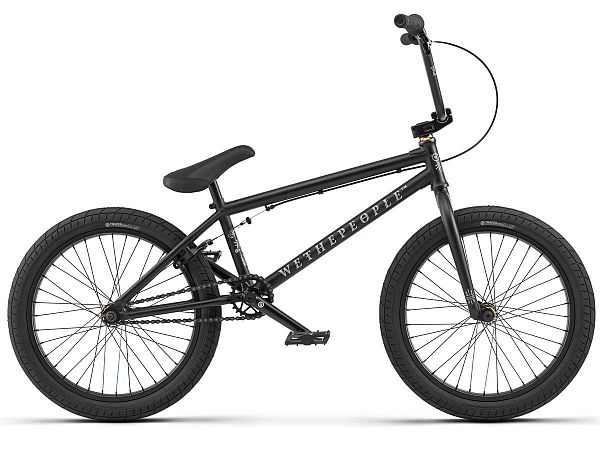 "Wethepeople Arcade 20,5"" sort - Freestyle BMX - 2018"