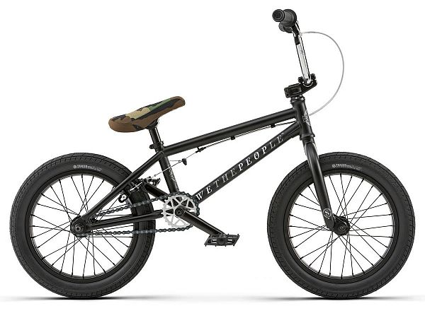 Wethepeople Seed 16'' - Freestyle BMX - 2018