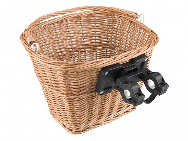 Wicker City Aftagelig Cykelkurv, 21L