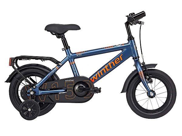 "Winther 150 12"" blå - Børnecykel - 2019"