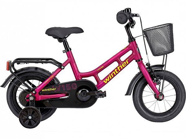 "Winther 150 12"" Purple - Pigecykel - 2021"