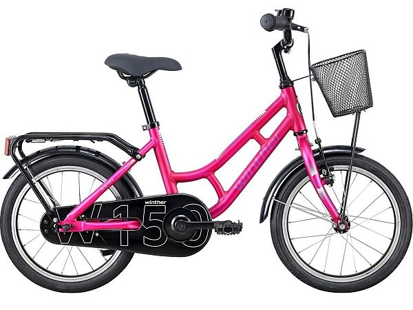 "Winther 150 16"" Purple - Pigecykel - 2020"
