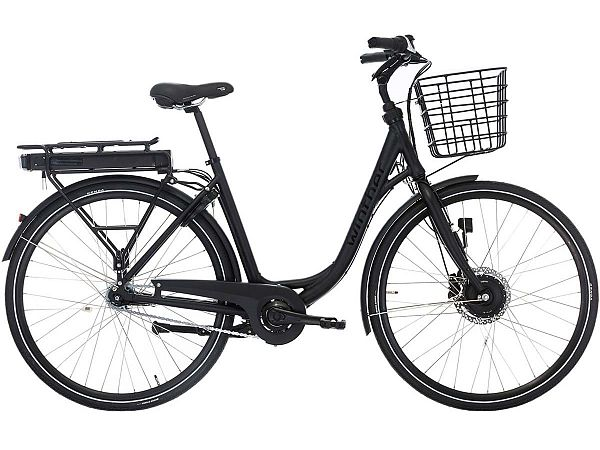 Winther Black Superbe 1 - Elcykel - 2022