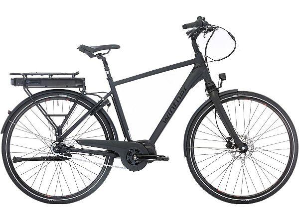 Winther Black Superbe 3 - Elcykel - 2020