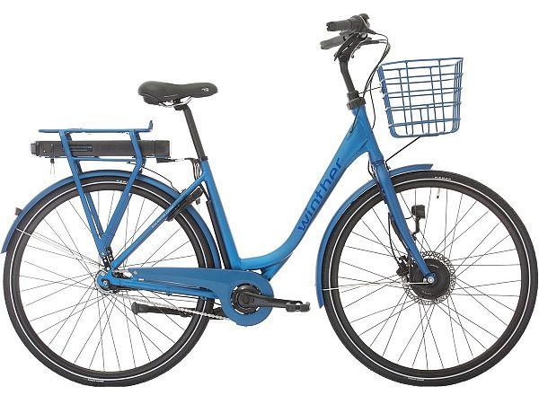 Winther Blue Superbe 1 - Elcykel - 2022
