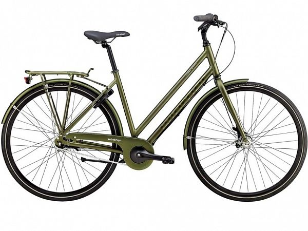Winther Green 2 - Damecykel - 2020