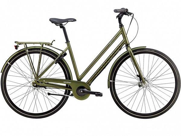 Winther Green 2 - Damecykel - 2021