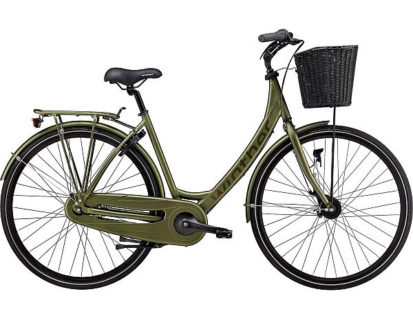 Winther Green 4 - Damecykel - 2020