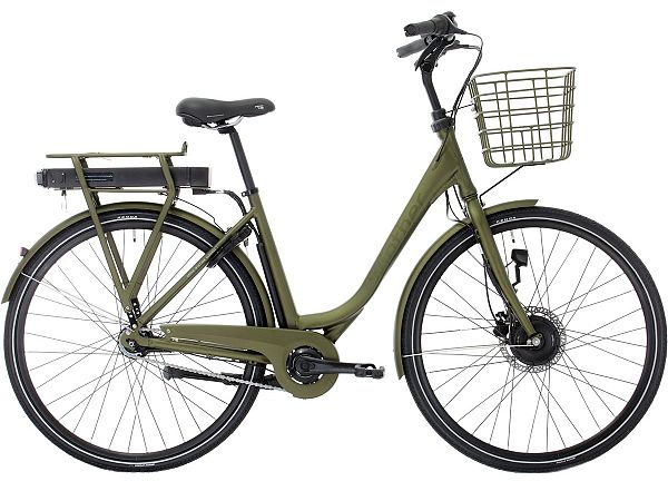 Winther Green Superbe 1 - Elcykel - 2022