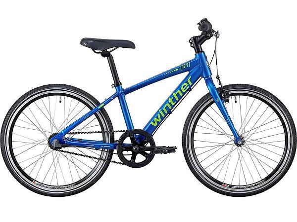 "Winther R1 Sport 20"" Blue - Børnecykel - 2020"