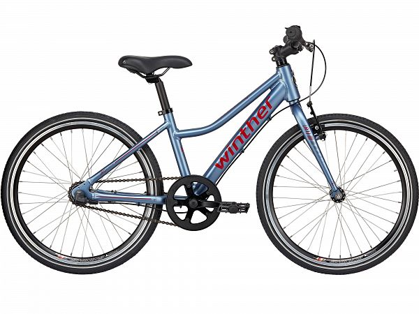 "Winther R1 Sport 20"" Blue - Pigecykel - 2019"