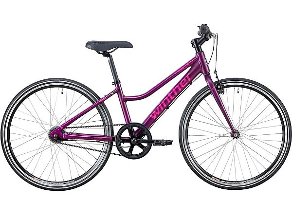 "Winther R1 Sport 24"" Purple - Pigecykel - 2020"