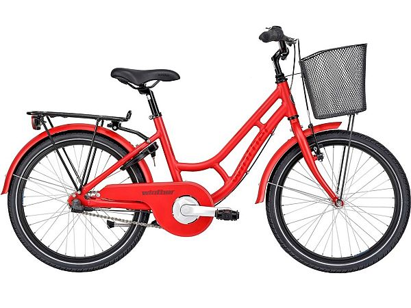 """Winther Red 250 Granny 20"""" - Pigecykel - 2022"""
