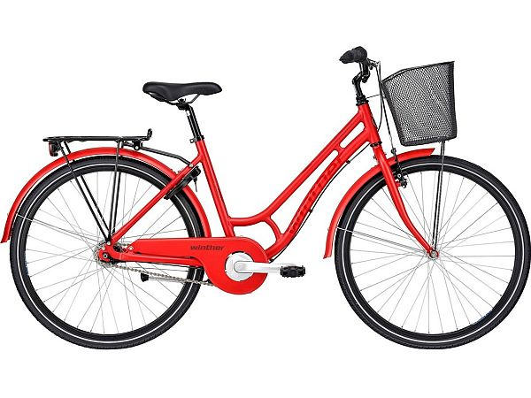 "Winther Red 250 Granny 26"" - Pigecykel - 2021"
