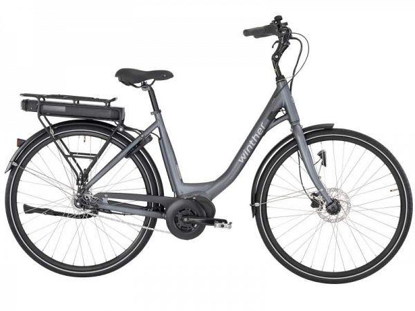 Winther Superbe 2 Grey - Elcykel - 2019