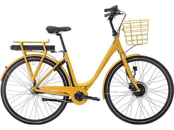 Winther Yellow Superbe 1 - Elcykel - 2022