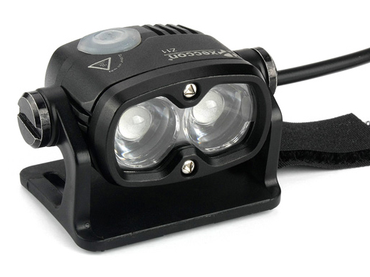 Xeccon Zeta 1600R Adventure Light Forlygte - 1600 Lumen