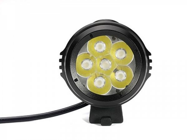 Xeccon Zeta 5000R Adventure Light Forlygte - 5000 Lumen