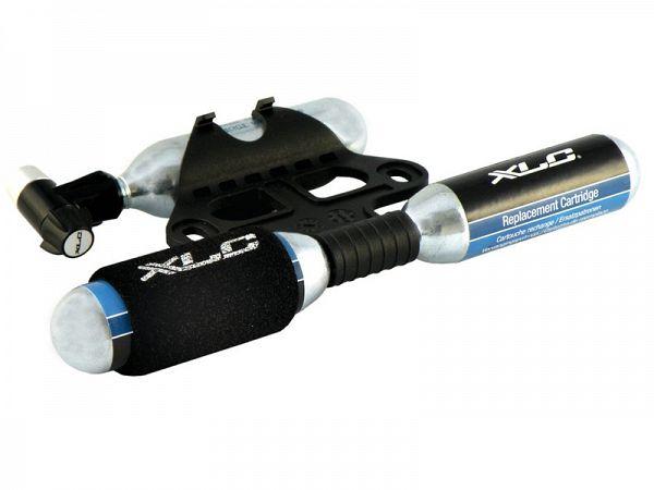 XLC Co2 Pumpe inkl. 3 Patroner