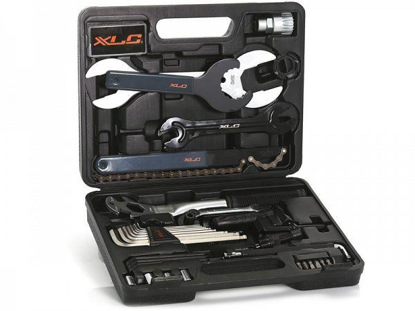 XLC Værktøjssæt, 33 Dele