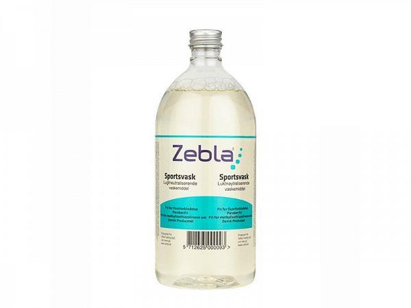 Zebla Sports Wash Vaskemiddel, 1000ml