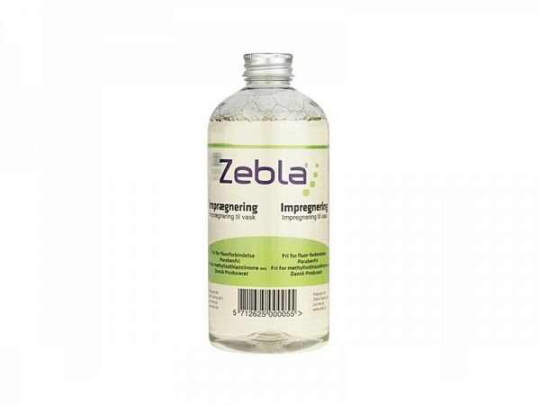 Zebla Waterproofing Wash Imprægneringsvask, 500ml