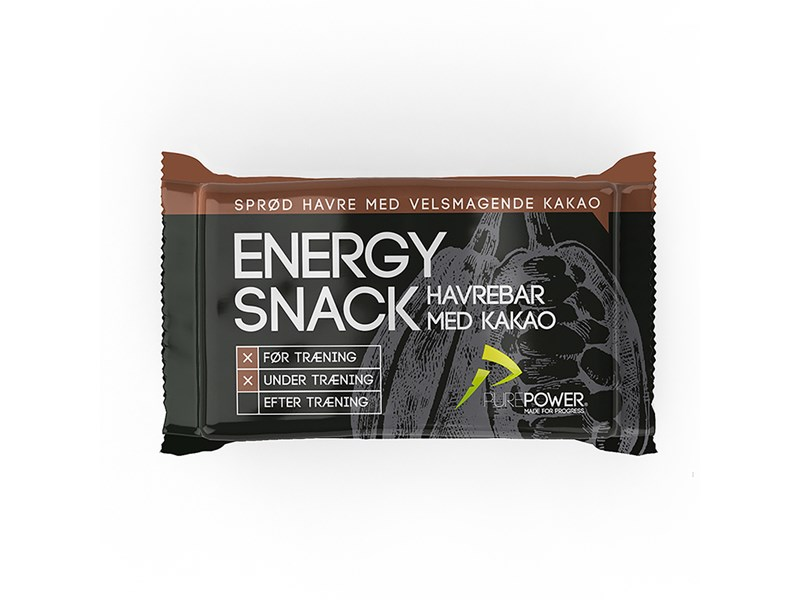 PurePower Energy Bar, Kakao