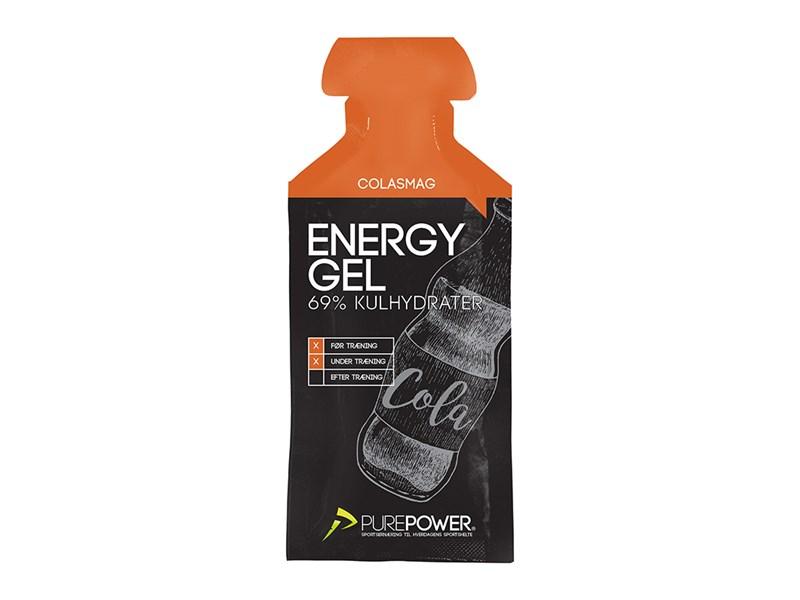 PurePower Energy Gel, Cola