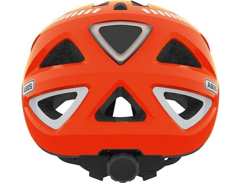 Lækker Abus Urban-I 2.0 Cykelhjelm, Signal Orange SI-16