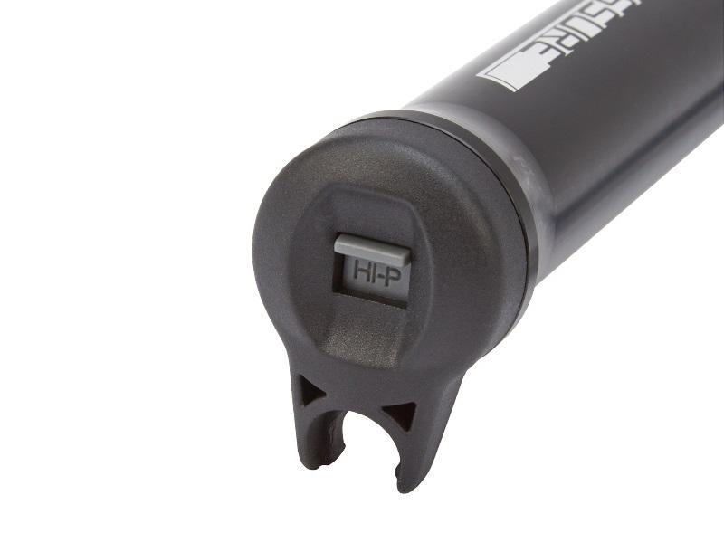 BBB Dual Pressure Forgaffel/Cykelpumpe
