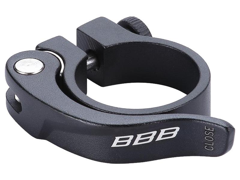 BBB SmoothLever QR Sadelrørsklampe, 34,9mm